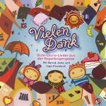 CD-Cover von Vielen Dank, Bernd Knobloch